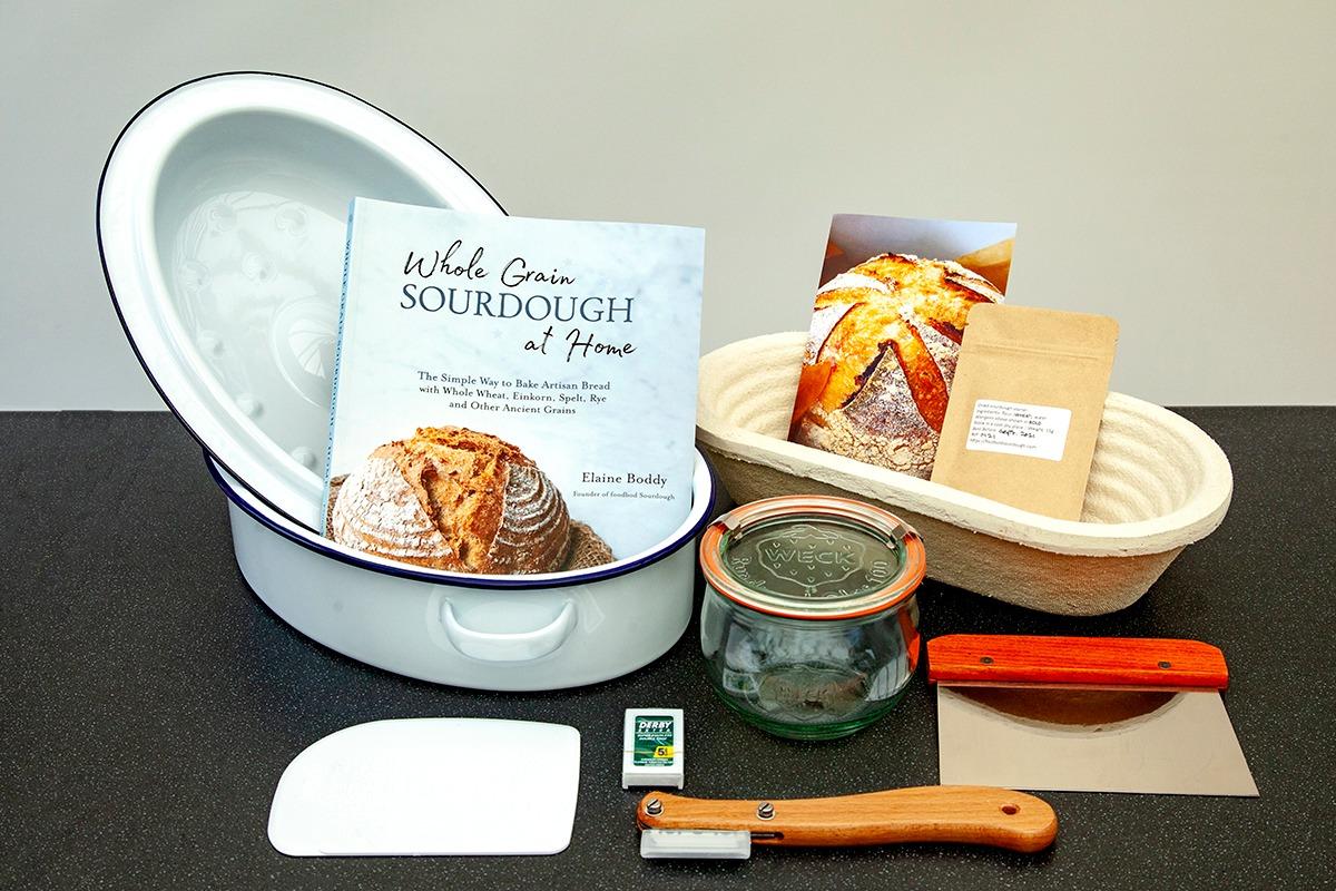 foodbod Sourdough kit