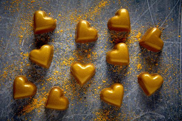 Passionfruit Caramels